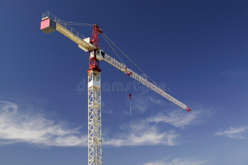 Download Crane budowlanych obraz stock. Obraz złożonej z budynek - 31629