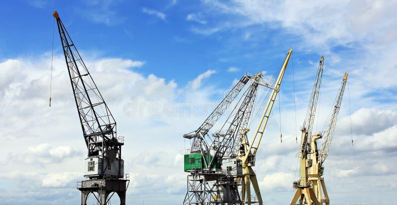 Crane During Daytime Free Public Domain Cc0 Image