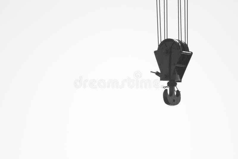 Crane Hook photographie stock