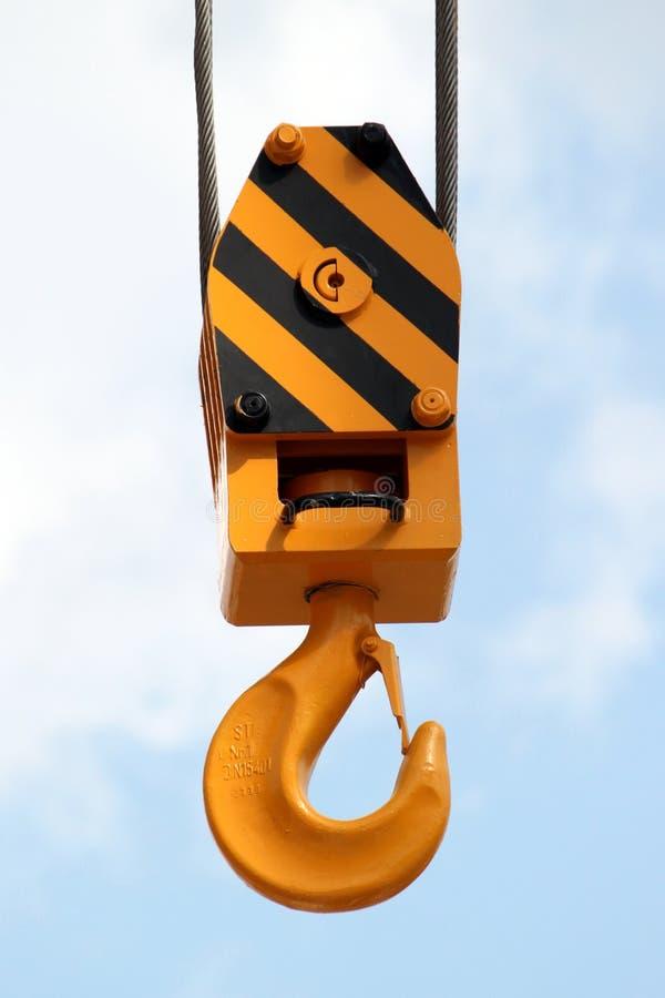 Free Crane Hook Royalty Free Stock Photo - 15148505