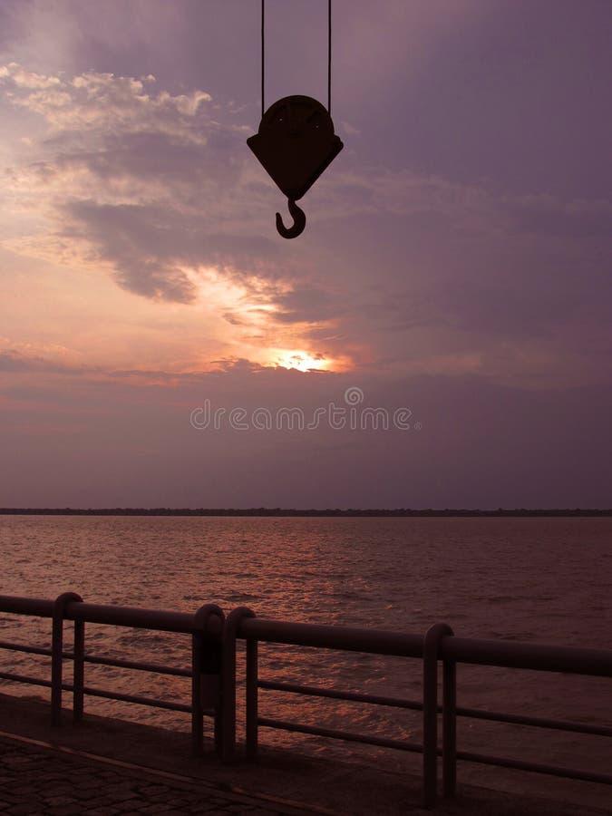 Free Crane Hook Stock Image - 16123221