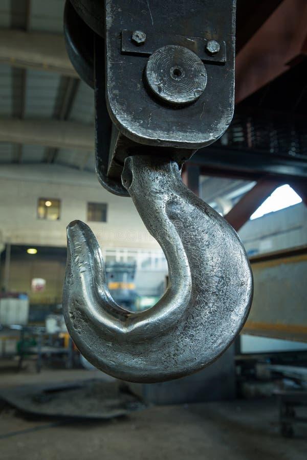 Crane Hook stock afbeeldingen
