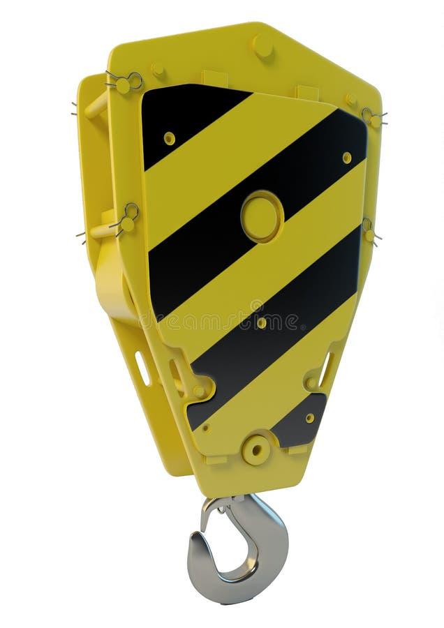 Crane Hook stock fotografie