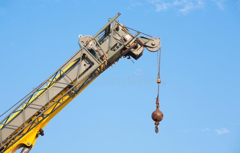 Crane il particolare fotografia stock