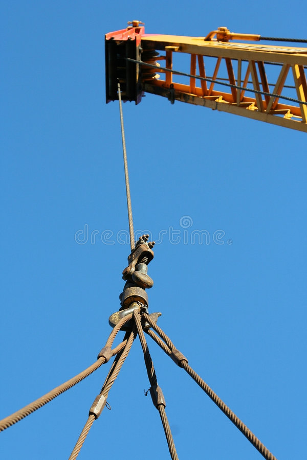 Free Crane Rigging Stock Photos - 7063353