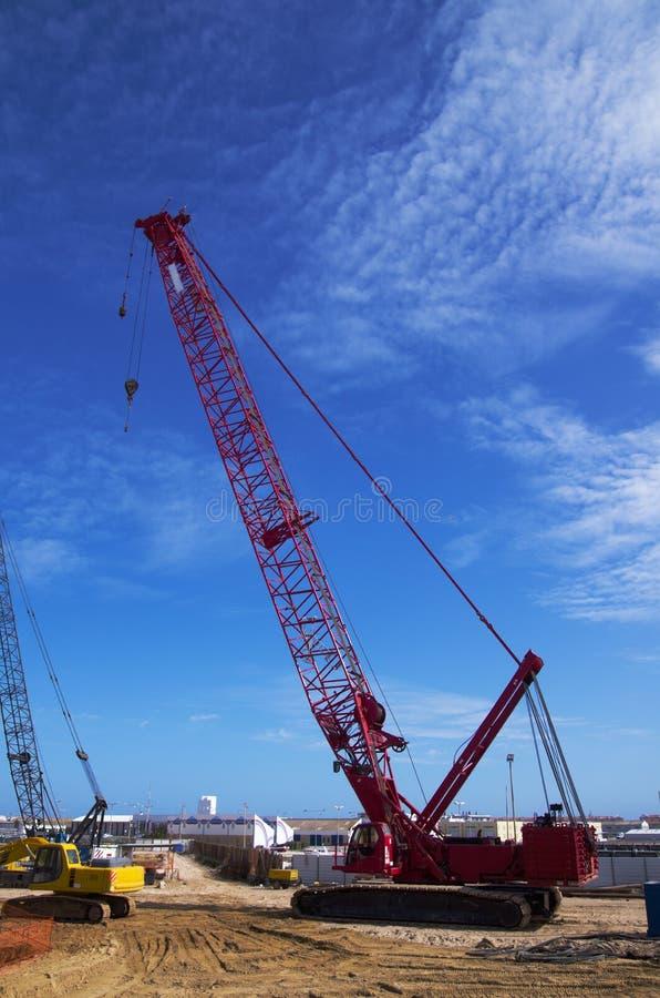 Download Crane Vehicle Stock Photo - Image: 21447560