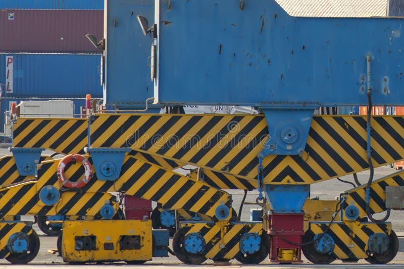 Crane Wheels stock foto