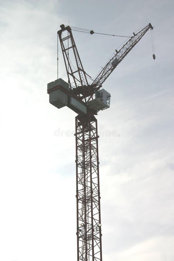 crane wysoki obraz stock