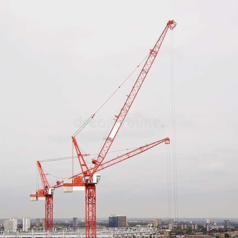 Download Cranes Royalty Free Stock Photo - Image: 11016635