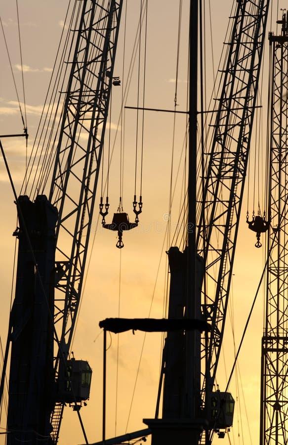 Download Cranes Royalty Free Stock Image - Image: 13499476