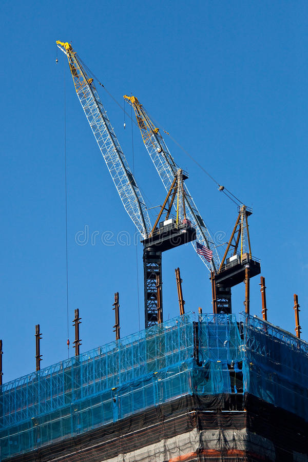 Download Cranes stock image. Image of york, construction, steel - 22775913
