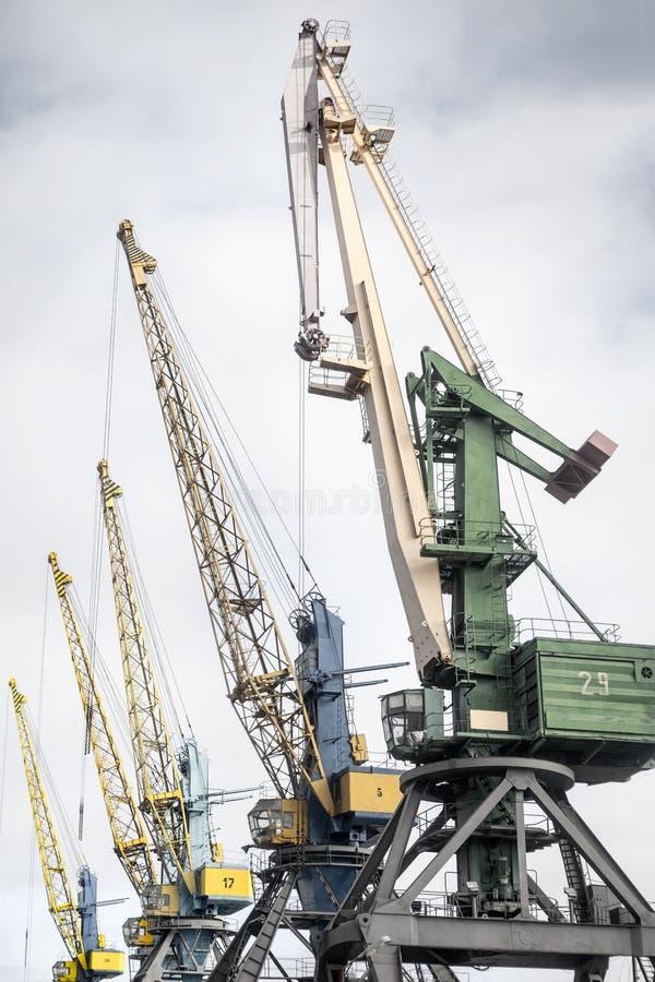 Free Cranes Stock Image - 27902711