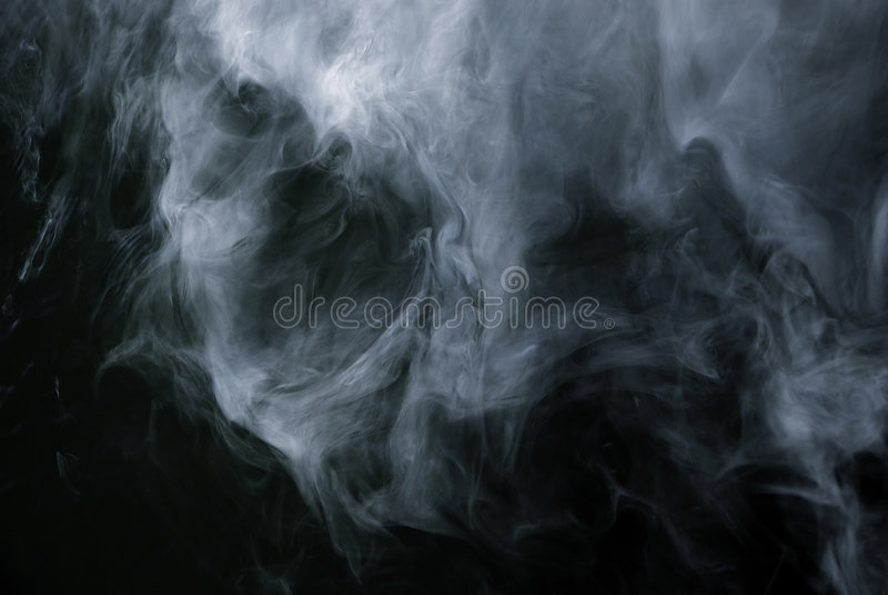 Cranio del fantasma immagine stock