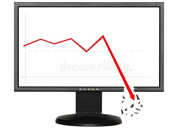 crash imagens de stock