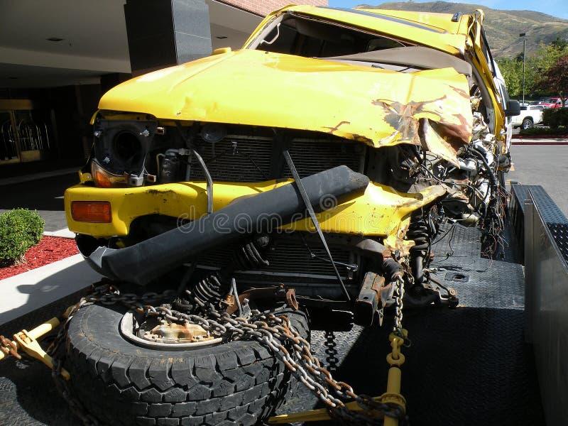 Crash Royalty Free Stock Images