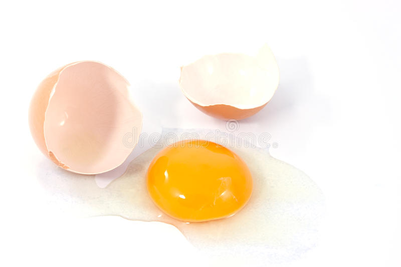 Download Crash egg isolated stock photo. Image of detail, isolated - 39512272