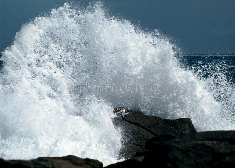 Download Crash Wave stock image. Image of foam, frozen, channel - 169067