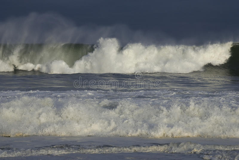 Download Crashing Sea stock photo. Image of surf, wind, waves - 16347208