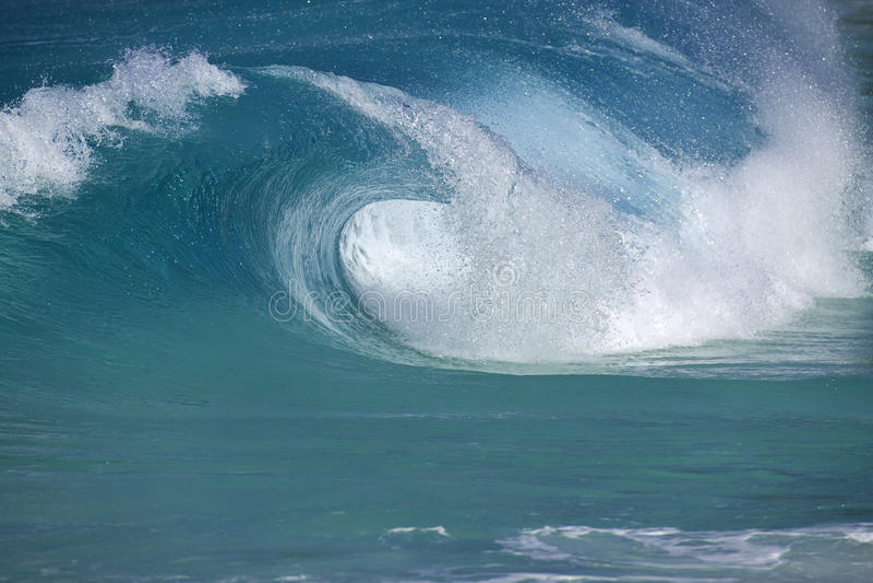 Crashing wave stock photos