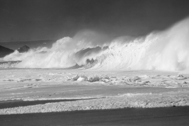 Download Crashing Waves stock photo. Image of force, oceans, shores - 3708376
