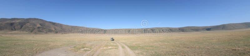 Cratère de Ngorongoro, Tanzanie, Afrique photos stock