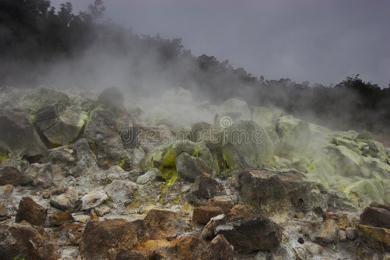 Download Crater Bottom Royalty Free Stock Photography - Image: 9128457