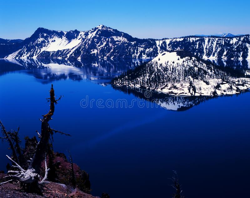 Download Crater Lake stock photo. Image of united, scenery, nature - 6806590