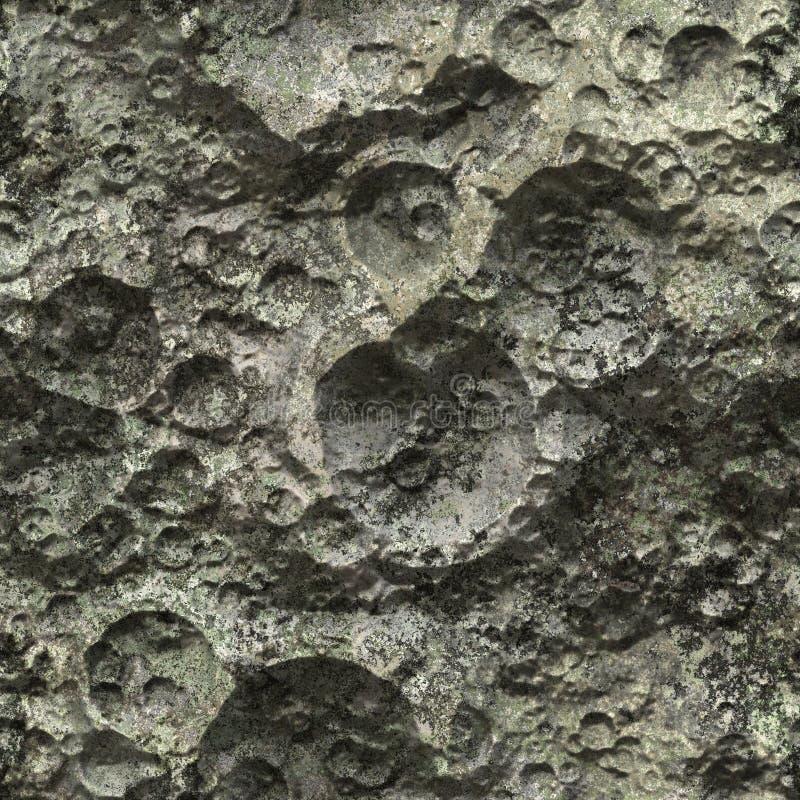 crateras ilustração stock