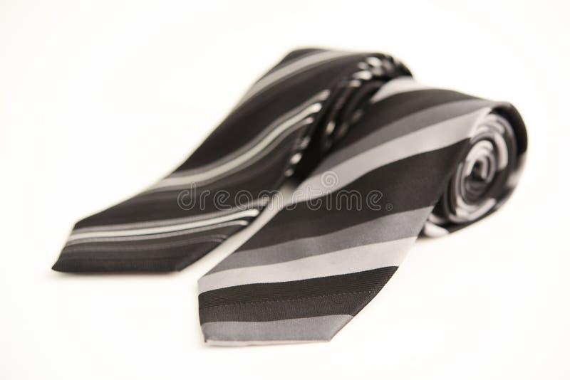 Cravates élégantes images stock