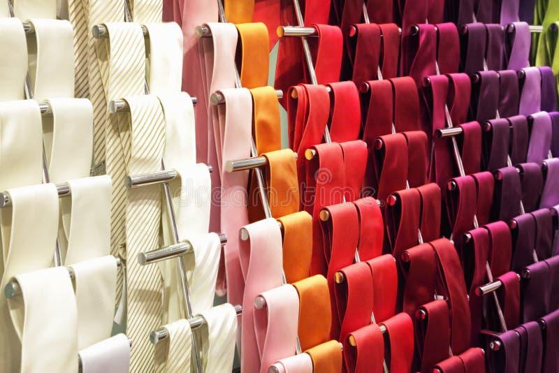 Cravates photo libre de droits