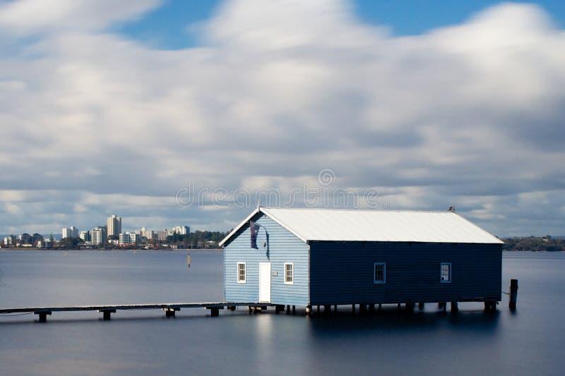 Crawley Łódkowaty dom, Perth, zachodnia australia obraz royalty free