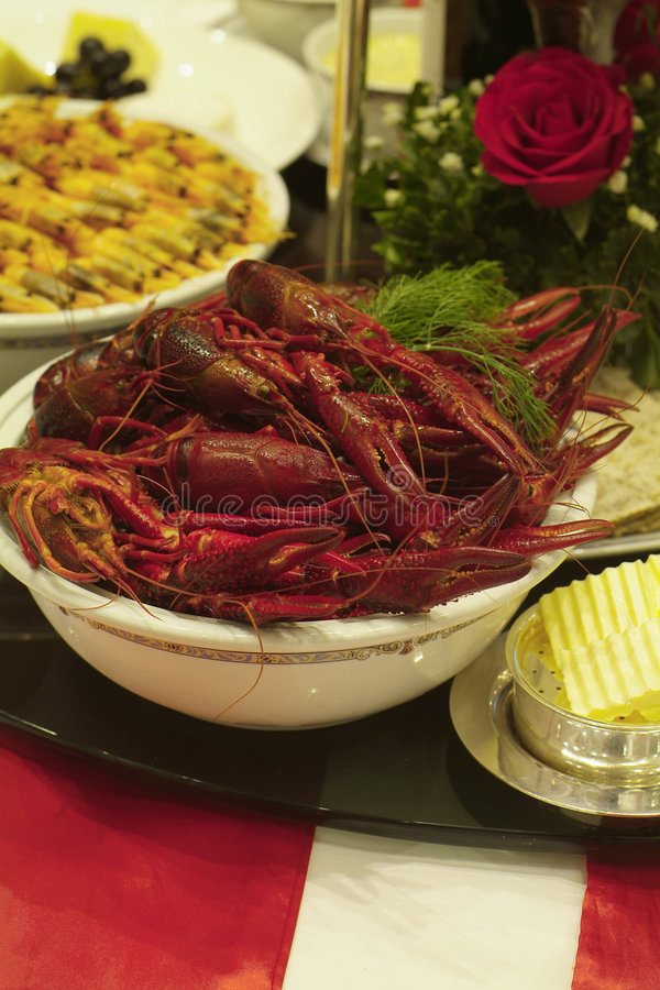Download Crayfish and shrimps stock photo. Image of decapod, crawfish - 1419938