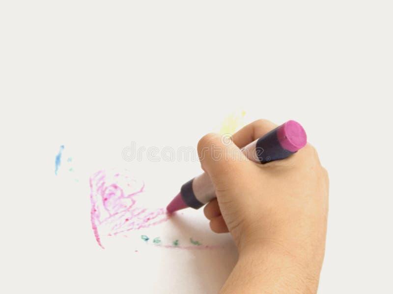 crayon 2 стоковые изображения