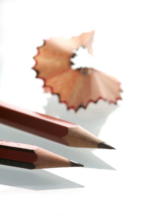 Download Crayon photo stock. Image du affilage, lead, crayon, copeaux - 4350018