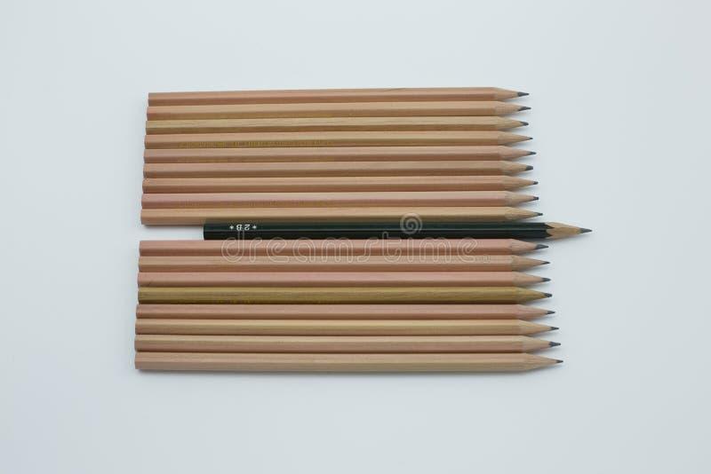 Crayon image stock