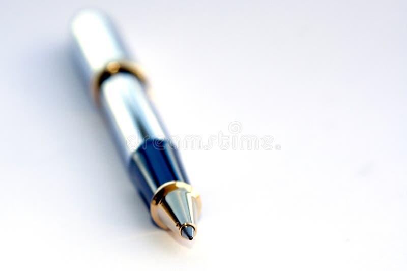 Crayon Lecteur Classique Avec L Extrémité Orientée Image libre de droits