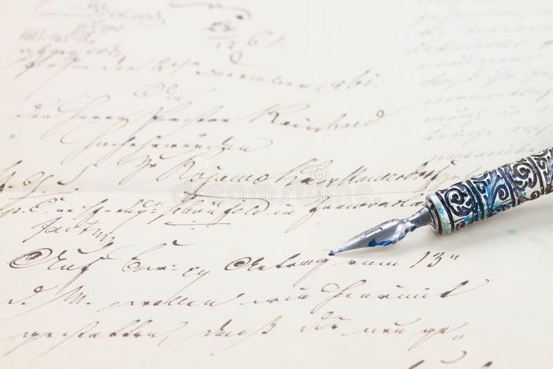 Crayon lecteur de clavette photographie stock libre de droits