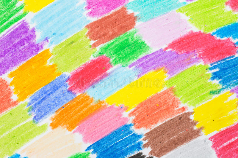 Crayon Scribble Drawing : Crayon scribble background stock photo image of pastel