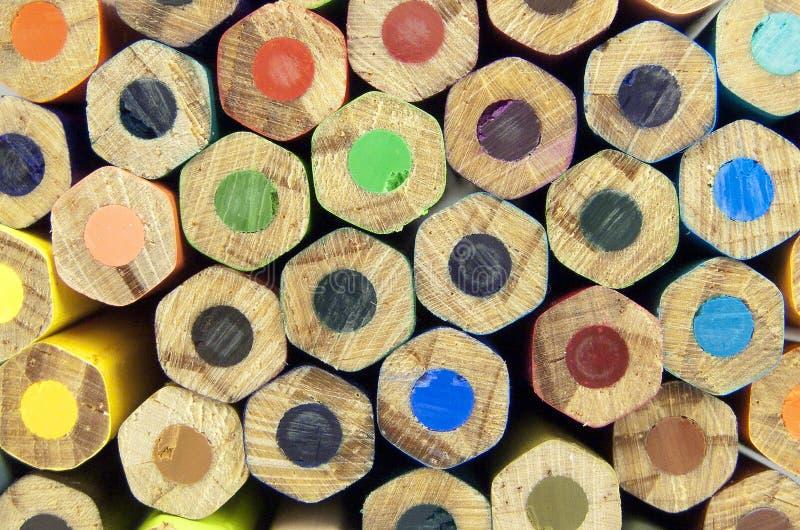 Download Crayons предпосылка стоковое фото. изображение насчитывающей backhoe - 33727664