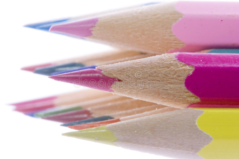 Download Crayons Royalty Free Stock Photo - Image: 1169305
