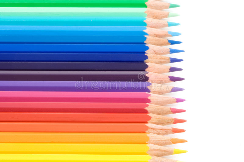 Download Crayons Royalty Free Stock Photography - Image: 1241827