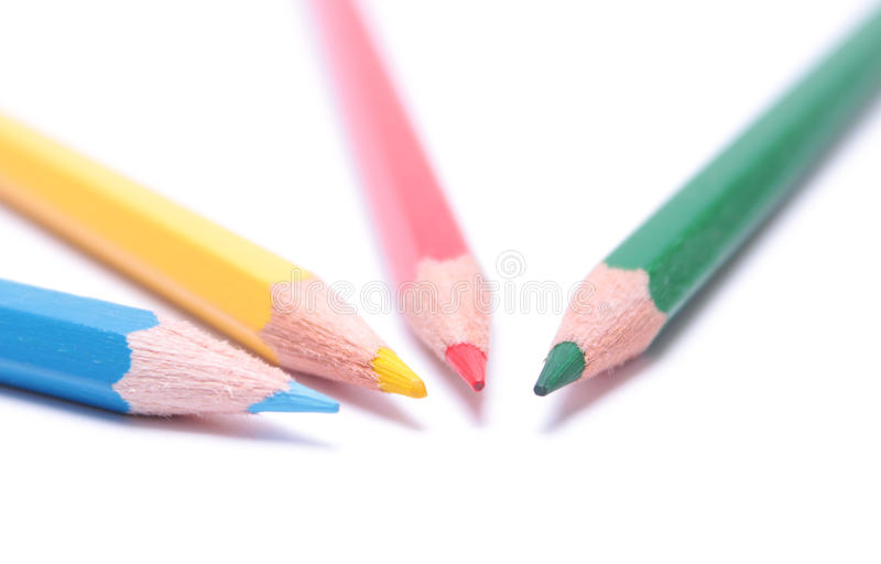 Download Crayons stock image. Image of shadow, live, stuck, child - 16474937
