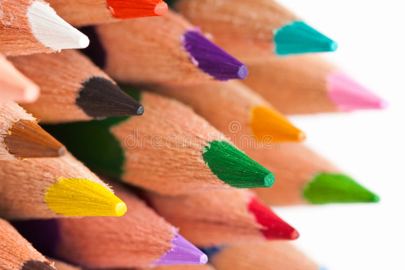 Download Crayons stock image. Image of life, multicolor, creativity - 27655833