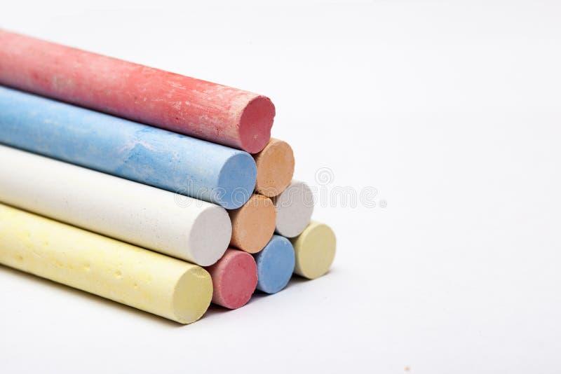 Crayons2 obraz stock