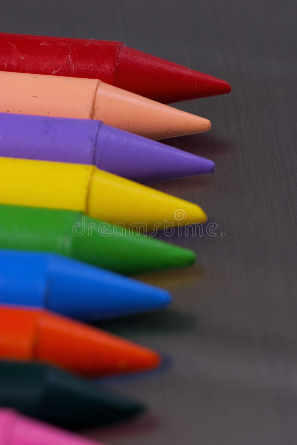 Download Crayons stock photo. Image of artist, artistic, picture - 893950