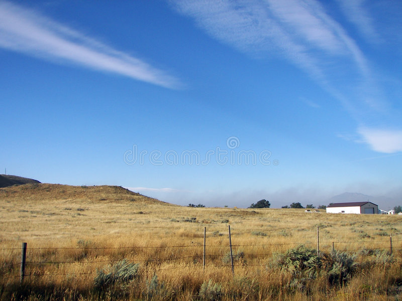 Download Crazy clouds stock photo. Image of meadows, autumn, clouds - 3247562