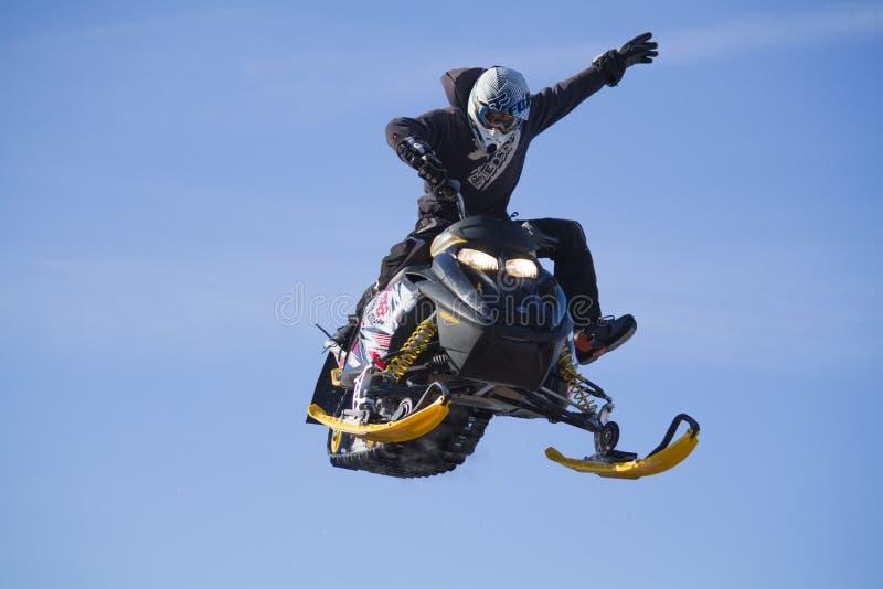 Crazy Flying Sportsman Editorial Image