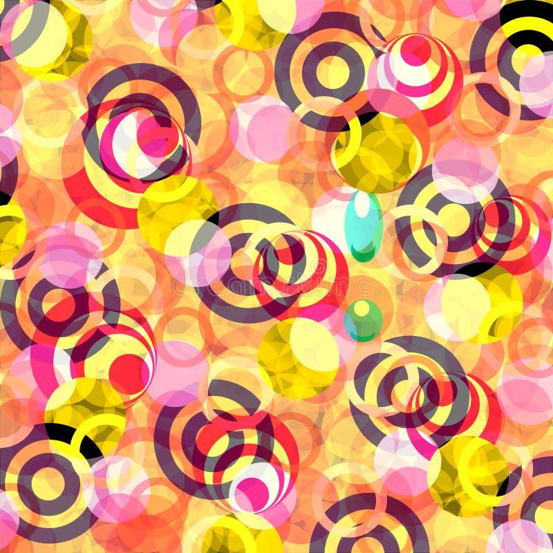Free Crazy Print Design Stock Image - 11145341