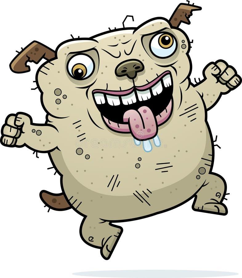 Crazy Ugly Gremlin stock vector. Illustration of ...