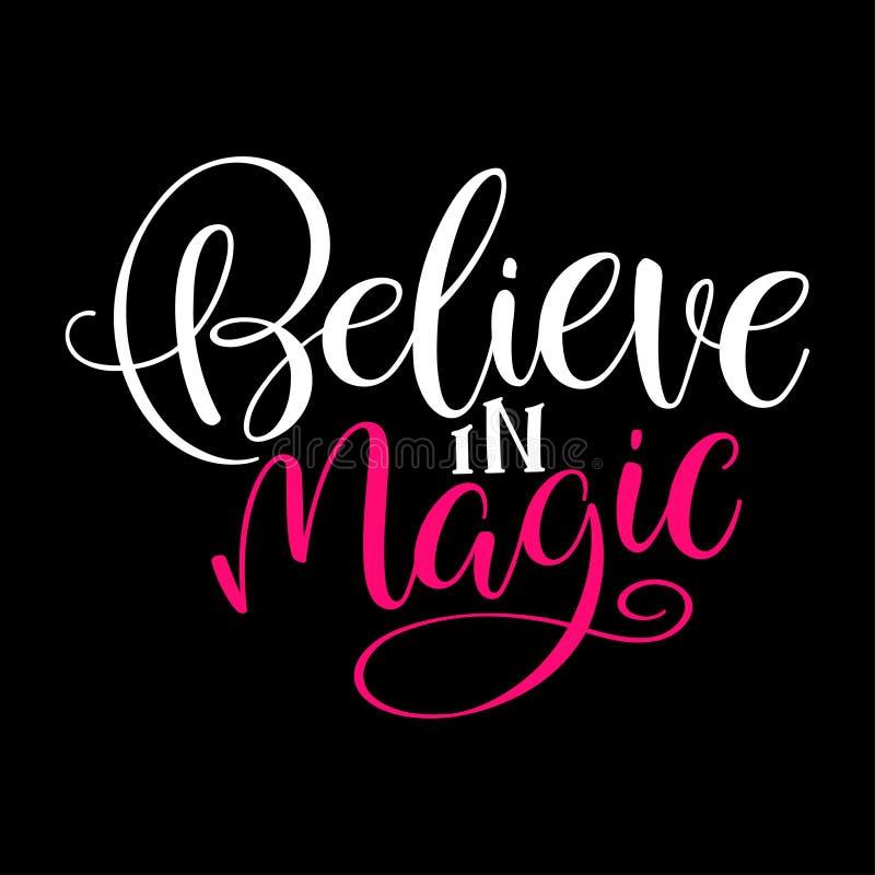 Crea en magia libre illustration